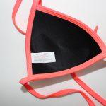 بیکینی مرجانی با طرح توری برند لاکچری New Look کد: mw122-1
