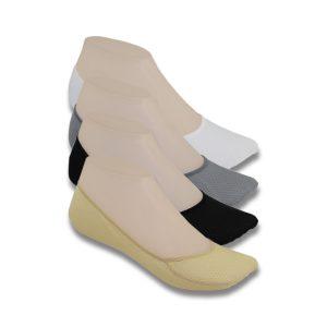 جوراب کفی زنانه ۸۱۰۶/۲ ساده کد:sow101-2305-9