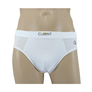 شورت اسلیپ سفید مودال  Clevent کد :shm127-1 416