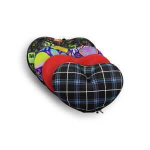 کیف قلبی مخصوص نگهداری لباس زیر برند X-LADY496-19