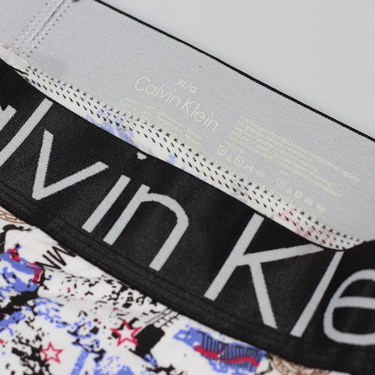 شورت پادار مردانه طرح Calvin Klein کد:shm128-3