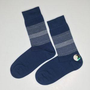 جوراب مردانه 1-102 ساق دار بسته 6 عددی برند CLEVENT کد:som102-1
