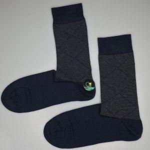 جوراب مردانه 4-102 ساق دار بسته 6 عددی برند CLEVENT کد:som102-4