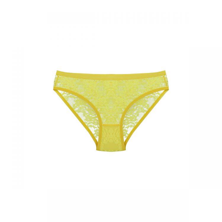 شورت ست توری زرد بدن نما برند B&D کد:s369-4