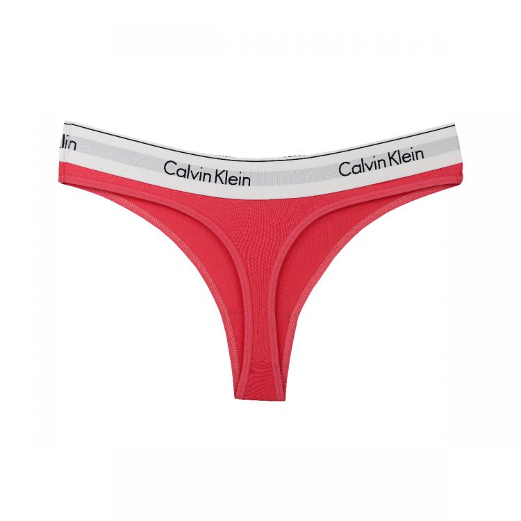 پشت شورت نخی بکلس گلبهی کش پهن برند Calvin klein کد:shw209