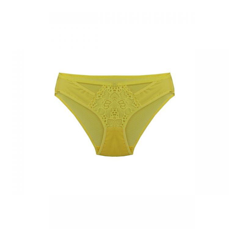 شورت ست گیپور فانتزی زرد برند B&D کد:s367-3